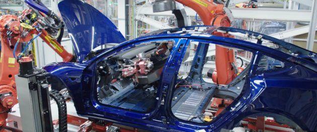 Tesla stock drops amid reports of bigger losses and Model 3 production snags