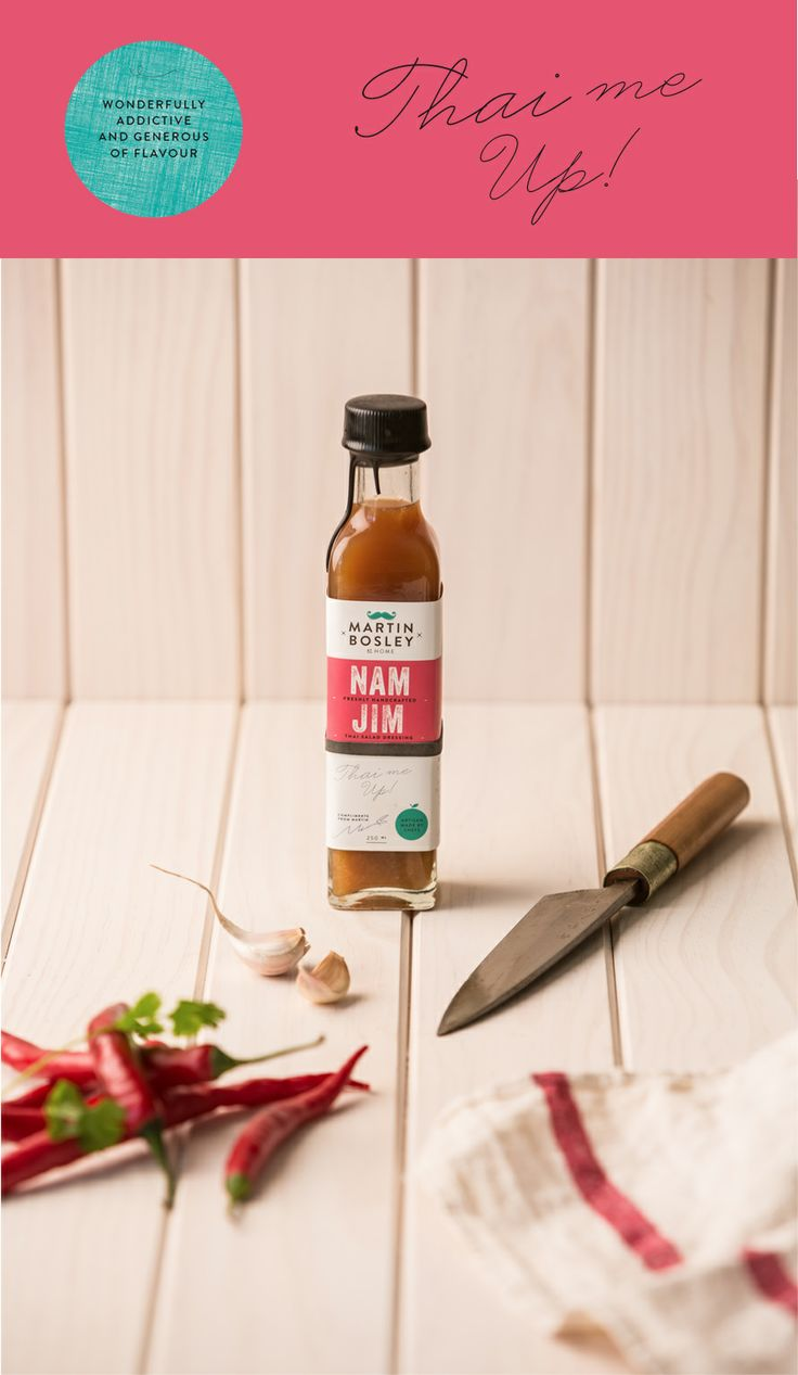 Nam Jim - Thai me up with generous flavours!