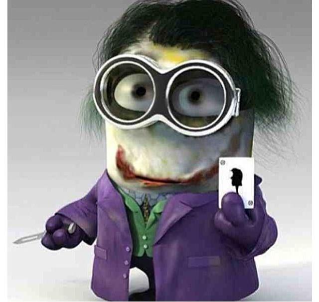 Hahaha Minion Joker Crying Minnions Joker Wallpapers