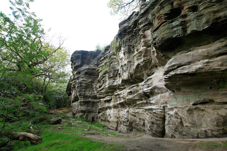 Hetchell Crags