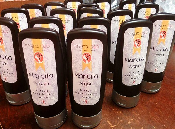 Marula Argan Hand Cream