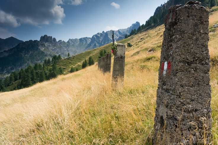 Италия, день 10. Поход от Gerola Alta к Lago Zancone - Я здесь случайно.
