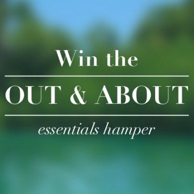 MoM Competition: WIN the Out & About essentials hamper
