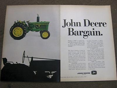 38hp John Deere 1020