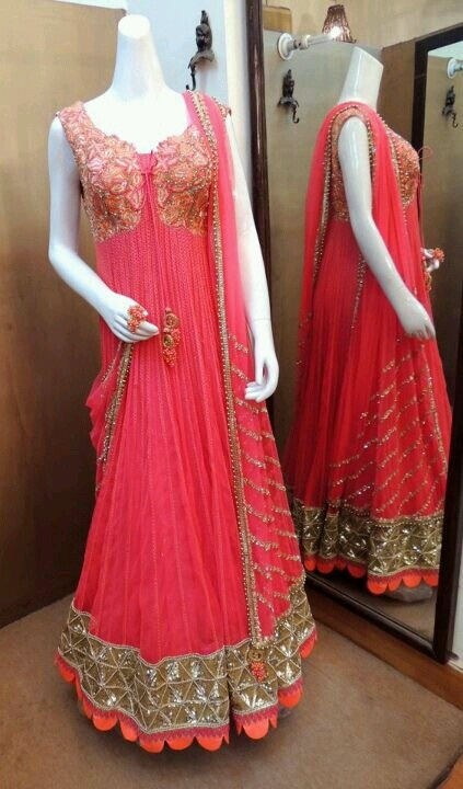Indian suit dress. I want to own something like this