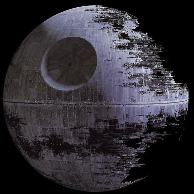 Death Star, Star Wars