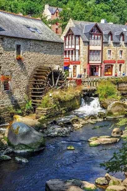 En Bretagne - Finistère Sud