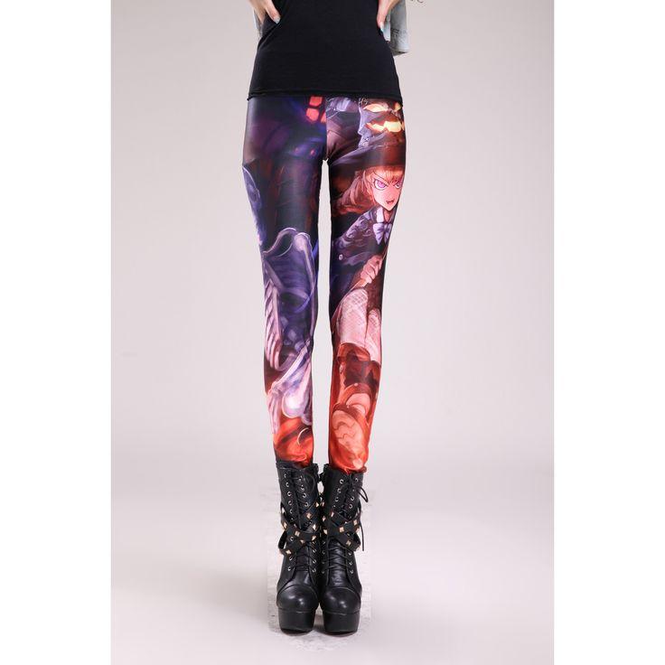Sexy Stretch bedruckte Leggings mit Comic Motiv #Stretch #Leggings #Leggins #Legings #Legins #Comic #Motiv #Motivlegging #Hose 16.90 EUR inkl. 19% MwSt. zzgl. Versand