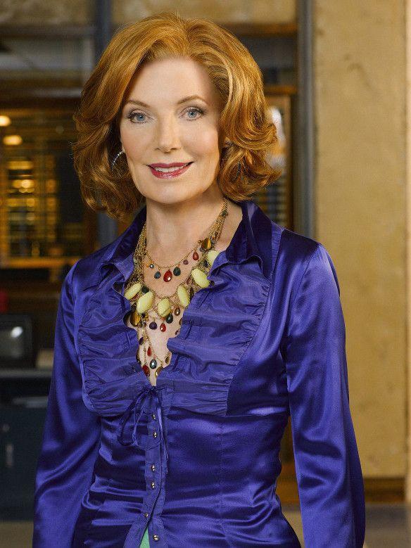 Castle TV Series, Susan Sullivan as Martha Rodgers