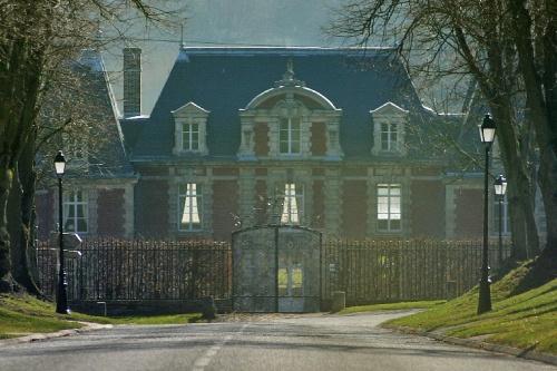 Chateau de Suzanne - Somme, Picardie