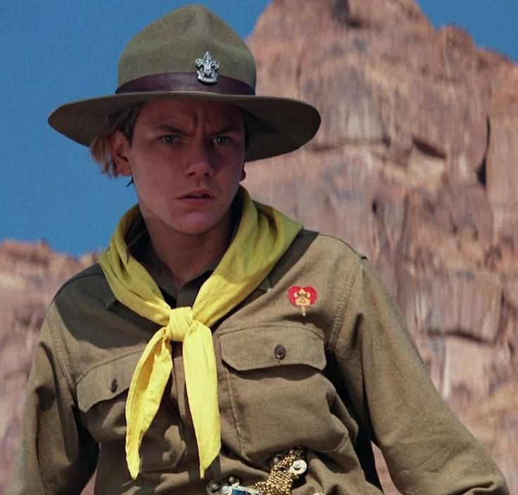 River Phoenix-Indiana Jones and the Last Crusade