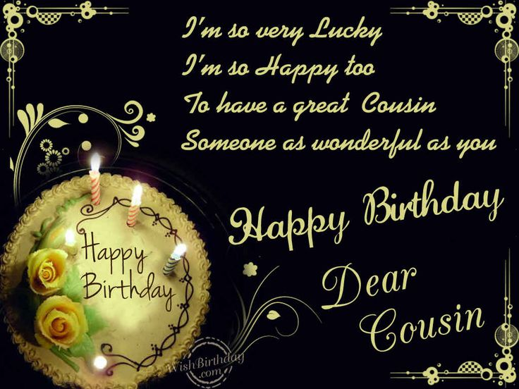 happybirthdaymalecousinimages happy birthday to a