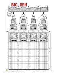 big ben london craft pdf - Cerca con Google