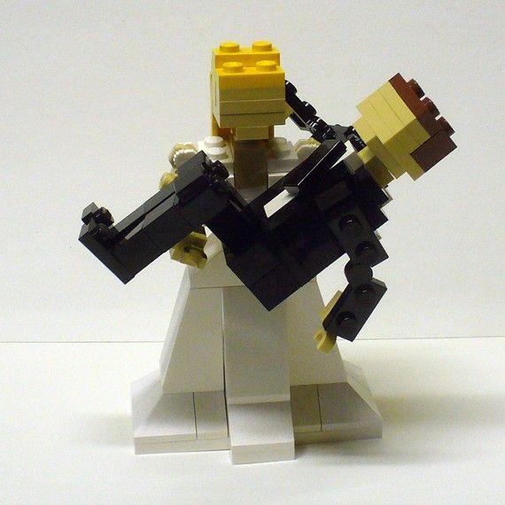 de Gâteaux De Mariage De Lego sur Pinterest  Gâteaux, Mariage de ...