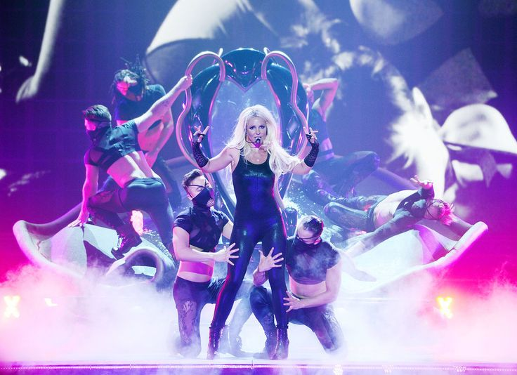 Britney Spears brought her A-game to her Piece of Me concert in Las Vegas.