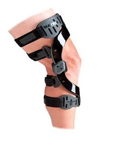 The motion pro knee brace is a functional knee brace that can be used for ACL, MCL, PCL, and LCL injuries. It will provide increased support to protect the previously injured ligament.