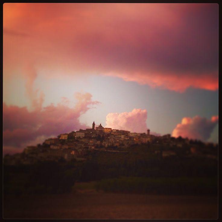 #Trevi #Umbria #Italy