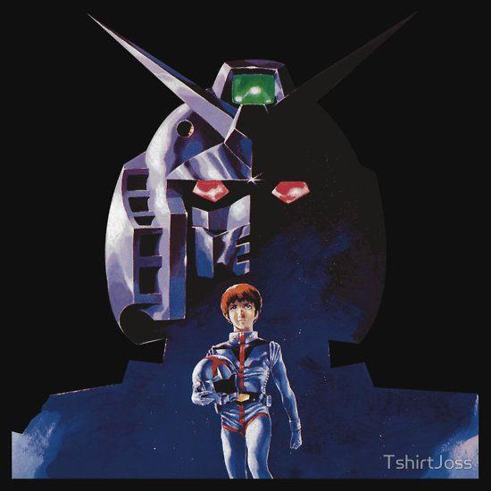 {D} Gundam Anime Japan Movie
