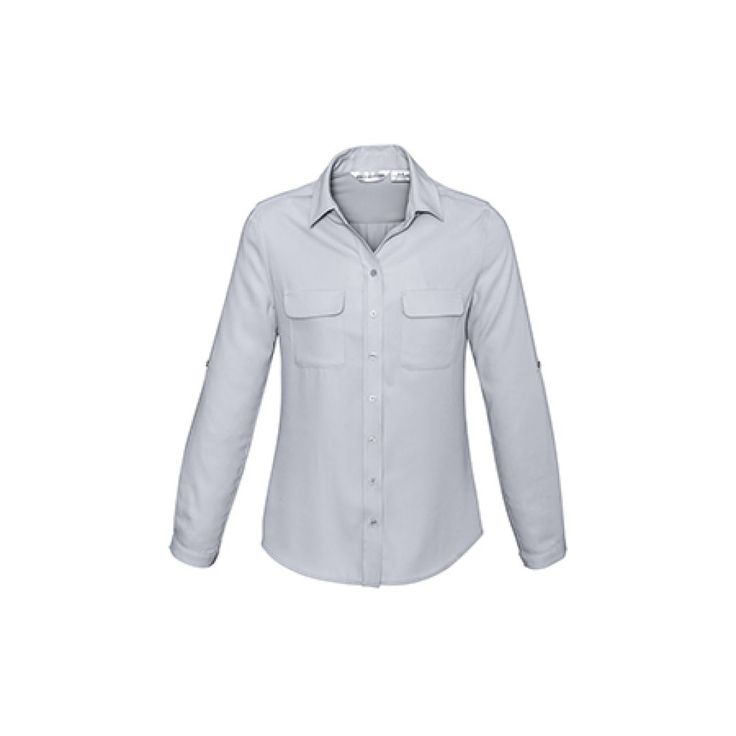 BIZ Collection Ladies' Madison Long Sleeve Blouse – S626LL