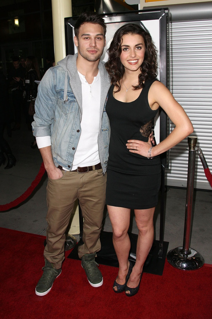 Ryan Guzman & Kathryn McCormick from Step Up Revolution!!