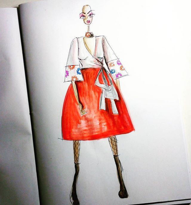 #fashionillustration #illustration #fashion #drawing #fashiondesign #fashionsketch #sketch #watercolor #fashionillustrator #fashiondrawing #instaart #artwork #dress #instafashion #fashionista #fashiondesigner #illustrator #fashionart #design #couture #sketches #illustrations #fashionstyle #handmade #madewithlove #fashionable #fashiondiaries #fashionblog #fashionaddict
