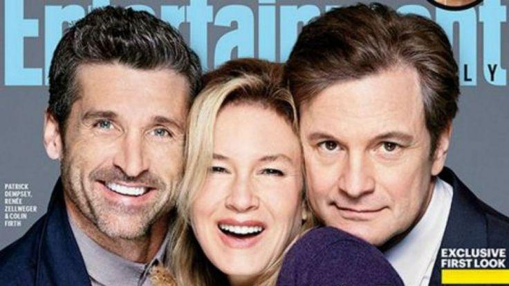 """Bridget Jones 3: Protagonistas hablan por primera vez en """"Entertainment Weekly"""""""