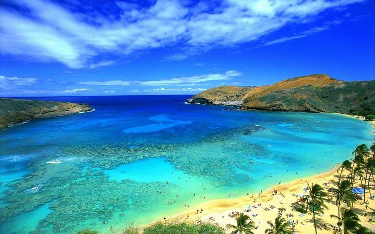 Hawaii Water Park [2560x1600]