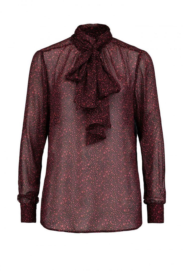 Polly blouse roze