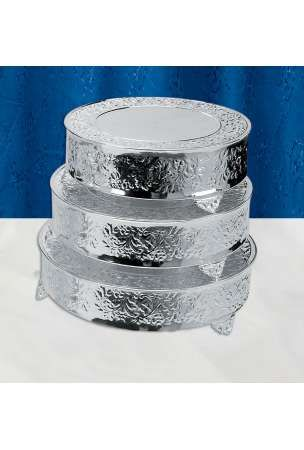 Silver cake stands. Wedding ...  sc 1 st  Pinterest & 12 best cake stands-silver images on Pinterest | Silver cake stand ...