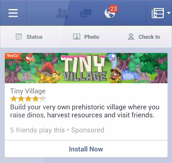 Facebook Wants To Dominate Paid Discovery By Now Letting Any Developer Buy Mobile App Install Ads