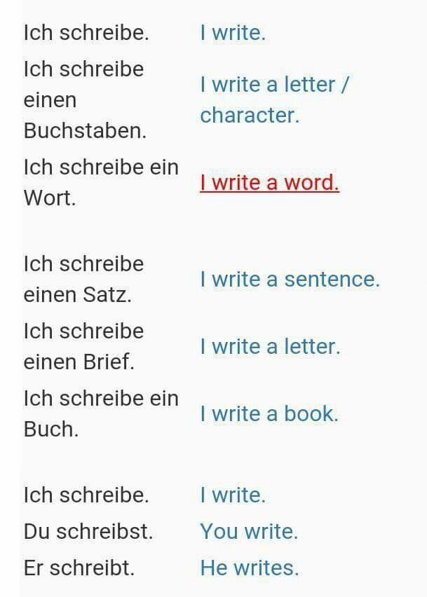 68 best Deutsche images on Pinterest   German language, Learn german ...