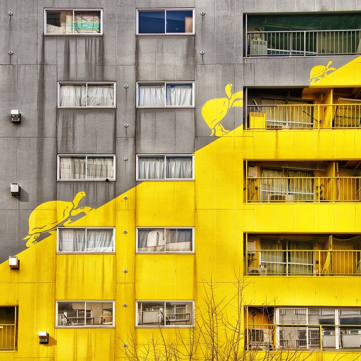 99 best Yellow Architecture images on Pinterest ...