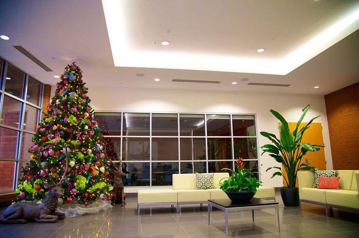 Skip the #SilverandGold and go for a #bolddesign this Christmas season!