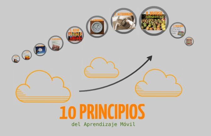 Los 10 principios del m-learning