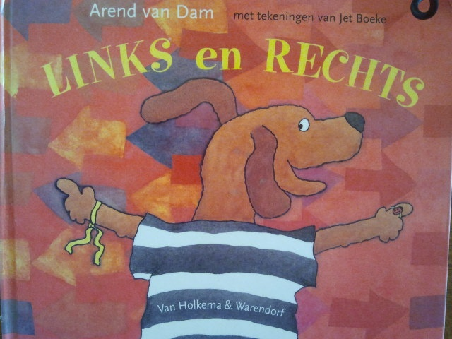 prentenboek links en rechts