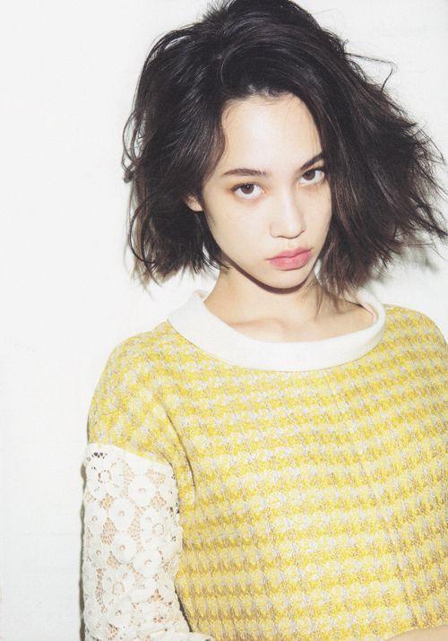 sola-nin:  水原希子 for NYLON JAPAN, 01/2014