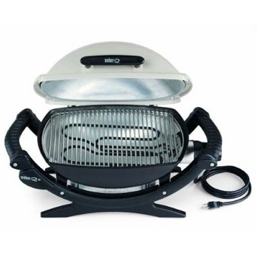 Weber Q-140 Electric Barbeque Grill