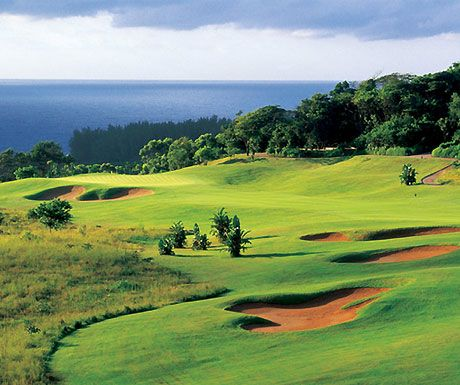 Zimbali Coastal Resort and Country Club is located around a 30 minute drive north of Durban, close to the vibrant seaside town of Ballito. Elevated tees, wildlife and stunning sea views from tee to green make this residential estate course a dream for any level of golfer. #luxury #golf