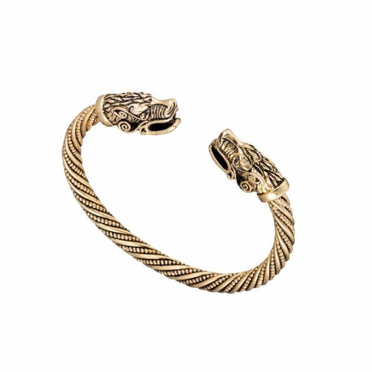 Viking Bracelet - Gold