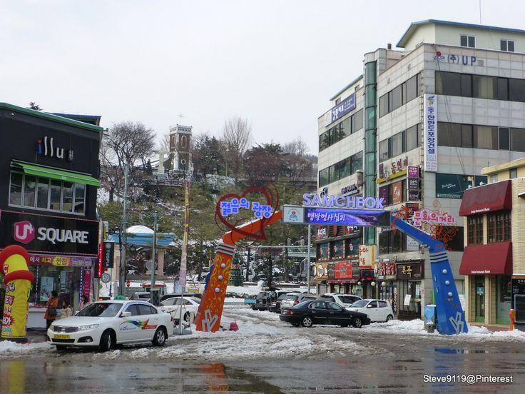 Samcheok, South Korea
