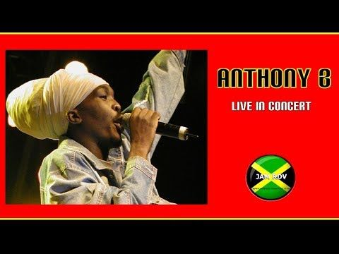 ANTHONY B PERFORMING LIVE @ REGGAE ON THE RIVER