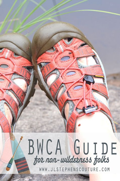 Boundary Waters - BWCA Guide for Non-Wilderness Folks. What to pack – getting the good campsites. www.jlstephenscouture.com