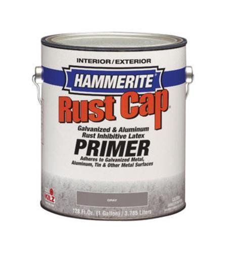 Hammerite Rust Cap 48300 Rust Preventative Paint, 1 Quart