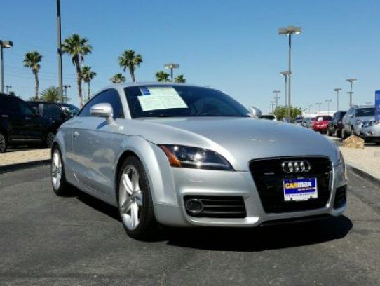 Coupe, 2011 Audi TT 2.0T Prestige quattro Coupe with 2 Door in Henderson, NV (89014)