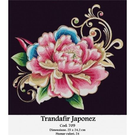 Seturi goblen Trandafir japonez http://set-goblen.ro/flori/3971-trandafir-japonez.html