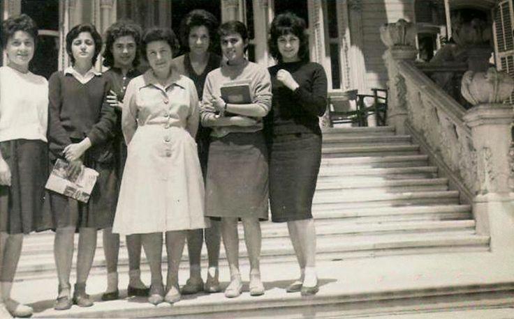 bir zamanlar Erenköy Kız Lisesi öğrencileri #istanlook