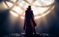 Nifty Doctor Strange Movie Wallpaper