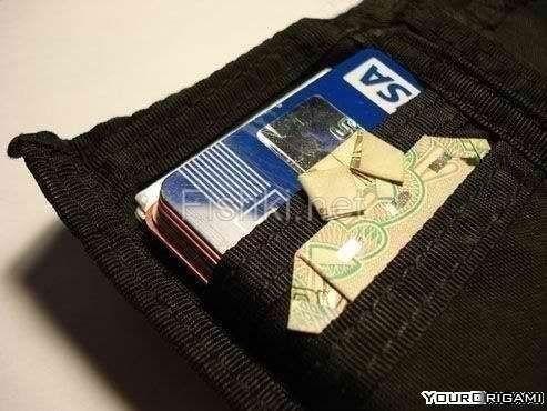 Предлагаем вам поселить в своем бумажнике такого замечательного, приносящего удачу жителя 0
