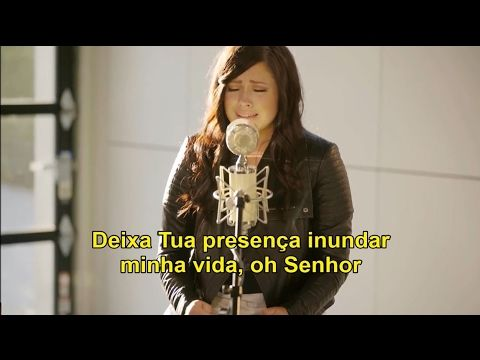 Let Your Glory Fall - Kari Jobe (Legendado) - YouTube