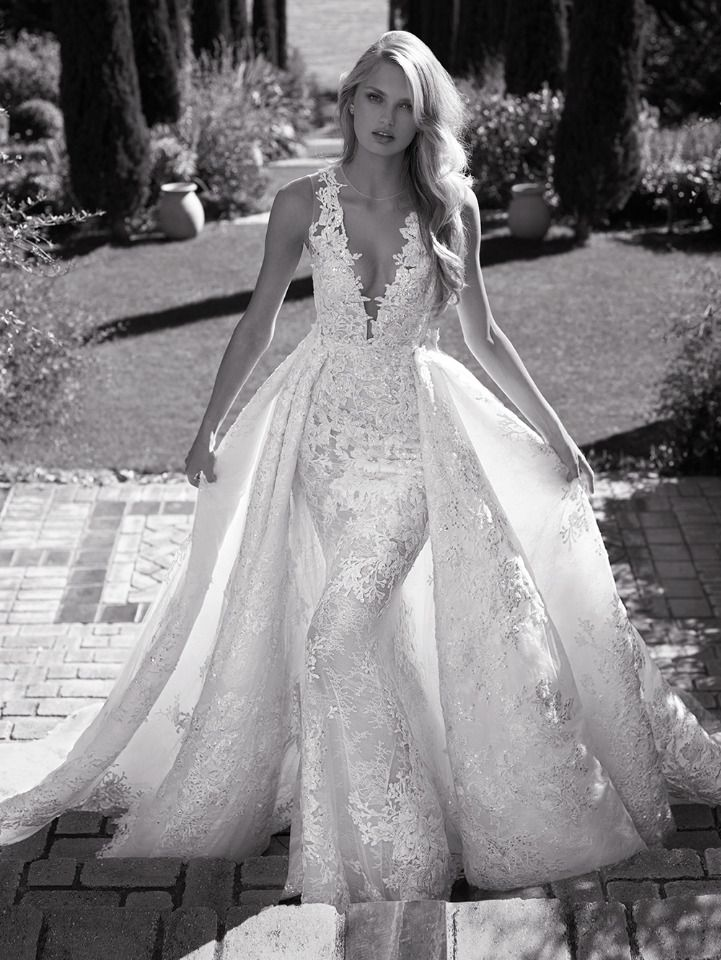 Nilay Pronovias Wedding Gown.